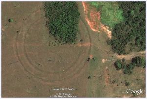 Amazon earthworks